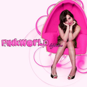 Pink World by lulyladiva