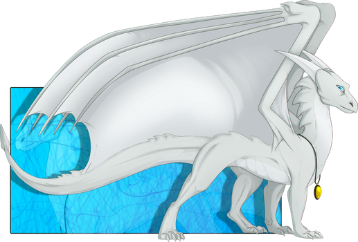 Dragonfire: Sphere of Eternity - Blaze Full Body by DraconicXeno515