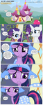 MLP:FiM - Without Magic Page 105 by PerfectBlue97