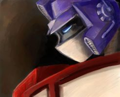 Portrait of the Prime by jameson9101322