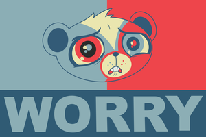 Worrying Mongoose for President by Fercho262