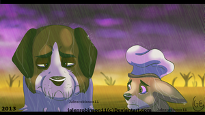 What a Rainy day by jalenrobinson11