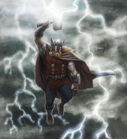 Thor movie by Niggaz4life