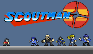ScoutMan: The Game by AgentMidnight