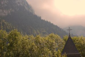 Chartreuse Monastery - The View 2 by Meuhdanslepre