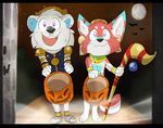 WE NEED CANDY by ilovecorgis