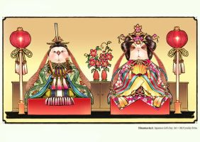 Hinamatsuri. by mushroomtale