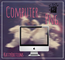 Computer Png (PEDIDO) by KattyEditionss