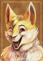 Smile an' a Wink by Silverbirch