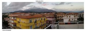 Postcard or View from an Italian Balcony by Arawn-Photography