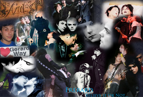 Frerard wallpaper by pearlandfrog13