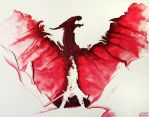 Dragon Age: Inquisition - Watercolour Painting by LethalChris