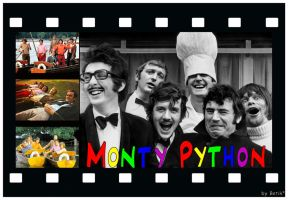Monty Python_1 by Lisa-with-sax