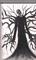 Slender Man by Fallnangel7