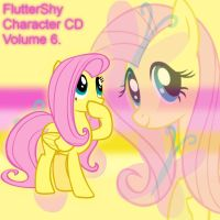 FlutterShy Album Cover 6 by YuiRainbowStar