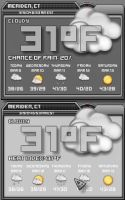 Vox DX Weather by ssgoku-23