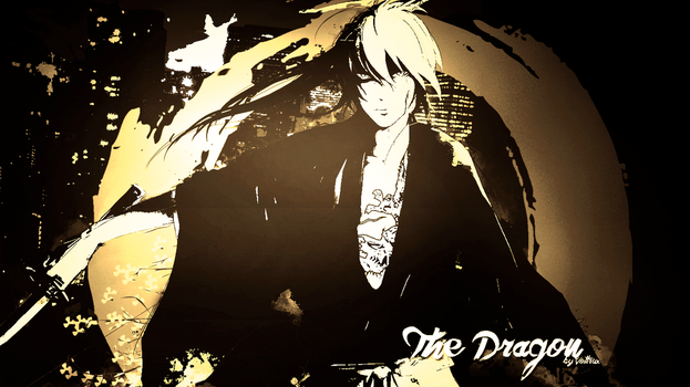 The Dragon by Voltrux