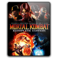 Mortal Kombat by dylonji