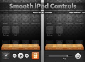 Smooth iPod Controls by Tjdyo