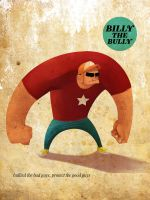 Billy the Bully by gaernk