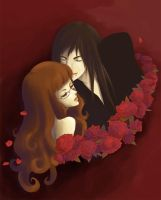 Vampires Fall in Love too.. by T-Zizzo