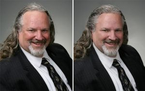 Photo Retouch of Steve by TimBakerFX
