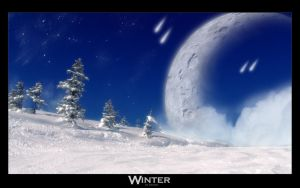 Winter by DTux