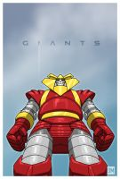 Giant-Red-Ronin by DanielMead