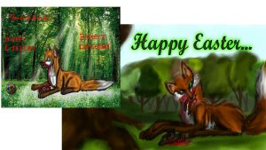 .:Easter 2011 to easter 2012 comparison:. by matrix9000