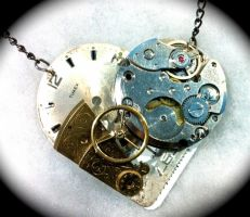 Steampunk Heart 5 by Lucky978