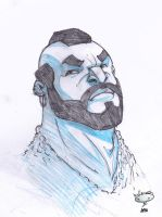Mr. T by AdamMasterman