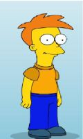 """phineas style """"the simpson"""" by mexicangirl12"""