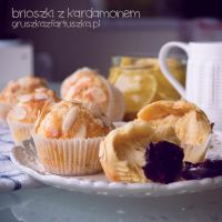 brioches with cardamom by Pokakulka