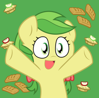 Apple Fritter NYA by ChainChomp2