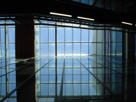 The Glass Ceiling by MariaSemelevich