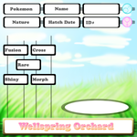 PKMNation - Wellspring Orchard (Master Ref Sheet) by Shrewdberry