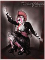 . trash hawked . by Countess-Grotesque