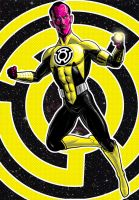 Sinestro Prestige Series 2.0 by Thuddleston