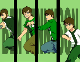 Ben 10 Evolution by 5ifty