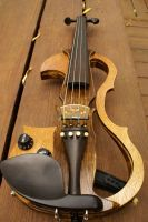Homemade Violin 2.0 by Belize13