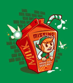 Missing Link by bobmosquito