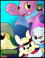 PMD-RW Mission 6 Cover by rosa-pegasus