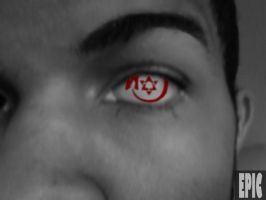 Ultimate 'EYE'D by L-OfThe-Sharingan
