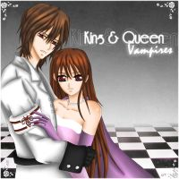 Yume - King and Queen by DemonAngelWings
