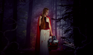 Twister Red Riding Hood by HayleyGuinevere