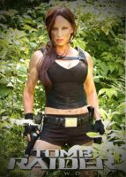 Tomb Raider Underworld by GlisteningIceCandy