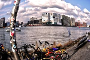Amsterdam Fish Eye by geko1993