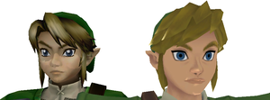 Link + Link by Valforwing