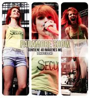 + Paramore photopack by TakeyouPacks