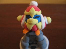 Sorry Kirby, but your food is in another castle by Terrapyn